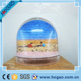 Plastic Dome & Photo Snow Globe