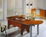 Popular Steel Leg L Shape Office Desk for Director (SZ-ODT604)
