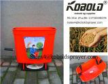 Fertilizer Spreader, Seed Spreader, Manual Operated, Backpack Spreader