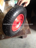 Wheelbarrow Rubber Wheel for Romania Market