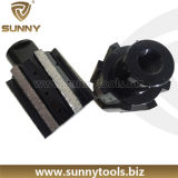 Sunny Diamond Hole Grinding Drum Wheel for Stone