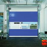 Rapid Speed Soft Curtain Rolling Shutter Door (HF-K83)