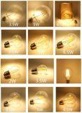 2016 Filament LED Bulb Lamp G45/C35/A60/St64/St58 LED Light Bulb E27/E26/E14/B12/B15/B22