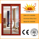 Commercial Used Aluminum Sliding Glass Doors (SC-AAD005)