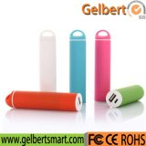Promotional Gift 2600mAh Keychain Portable Charger Power Bank with RoHS