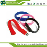 Thumbdrive Silicone Bracelet 16GB USB Drive /Flash Memory