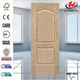 HDF MDF Natural Ash Veneer Door Skin