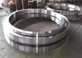 En Alloy Steel F316L Forged Steel Ring for Customized Forging Disc