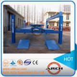 Hydraulic Four Post Truck Lift Car Parking Lift (AAE-FP108 AAE-FP110 AAE-FP112)