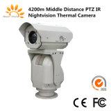4km Middle Range PTZ Thermal Imaging Camera