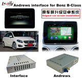 Car HD Multimedia Video Interface Android GPS Navigator for 12-14 Benz B (Car NTG4.5 System) , Mirrorlink/Bt/WiFi