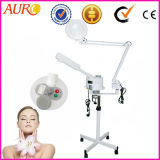 2 in 1 Magnifying Lamp Vapor Ozone Facial Steamer