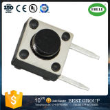 Tact Switch Element 6*6*4.3 Side Two Feet High Temperature Environmental Protection Key Switch
