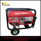 Electric Start China 5kw 5kVA Generator Set for Household