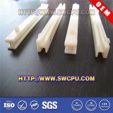 Customized Slide Door and Window Plastic Guideway (SWCPU-P-G654)