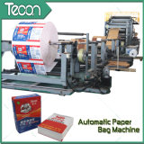 Automatic Glued Valve Paper Bags Making Machine