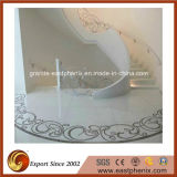 Polished Nano Crystallized Glass Stone Stairs
