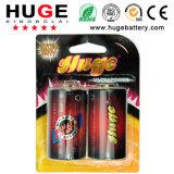 1.5V PVC Jacket D Size R20c Um-1 Carbin Zinc Dry Battery (R20)