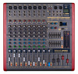 8 Channel Mono Input Professional Audio Mixer Plx 8