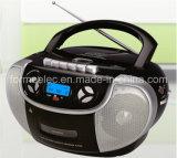 CD MP3 Boombox Cassette Player