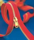 5# Fashion Long Chain Custom Y-Teeth Leather Jacket Clothing Metal Zipper