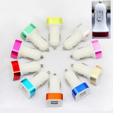for iPhone Car Charger, Dual 2 Port USB Car Charger for Mobile Phones