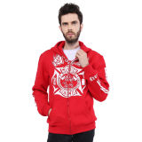 2016 Wholesale High Quality Man Cool Printed Hoody