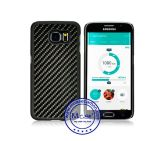 Bluk Buy From China 100% Real Carbon Fiber PC Case for Samsung Galaxy S6