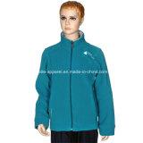 Sports Soft Shell Polar Fleece Jacket for Children