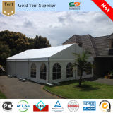 Aluminum Hall 6X10m/Clearspan Tent 6X10m with PVC Clear Windows and Single Glass Door