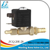 Bona Brass Solenoid Valve for Welding Machine Gas (ZCQ-20E-28)