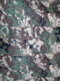 Fy-18 600d Oxford Camouflage Printing Polyester Fabric