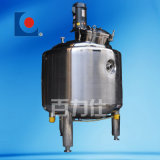 Stainless Steel Electric Heating Fermenter Tank with Agitator