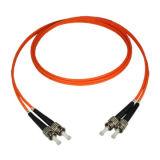 Ce/UL Certificate St to St Multi-Mode Om3 Optical Fiber Jumper