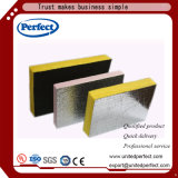 Glass Wool Board Insulation Board with Black Tissue /Cloth Glass