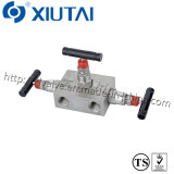 Three Way Instrument Needle Valve Manifolds