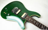 Cheap Price Green Colour Curly Maple Body Prs Electric Guitar