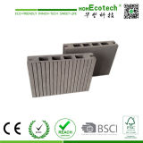 Stable Hollow Wood Plastic Composite Decking