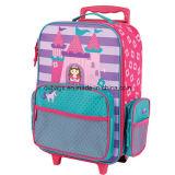 Princess Kids Trolley Backpack, School Trolley Bag