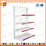 Metal Supermarket Storage Rack Wall Shelves Wire Shelving Dividers (Zhs361)
