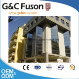 Aluminum Frame Tempered Glass Window Curtain Wall for Building