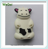 Lovely Cow Shaped 4000mAh Mobile Phone Charger (WY-PB100)