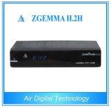 Fast Running DVB S2 DVB T2/C Broadcasting Equipment Smart TV Box Zgemma H. 2h