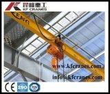 20 Ton Electric Rail Mounted Single Girder Overhead Crane