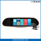 1080P Wide-Angle Rearview Mirror Rear View Camera Car Black Box