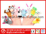 Ce Kids Toy of Stuffed Animal Finger Puppet