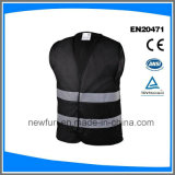 Mesh Tricot Safety Reflective Vest Jackets with Ce Eniso 20471