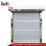 Industrial PVC High Speed Roller Shutter Door Interior Roll up
