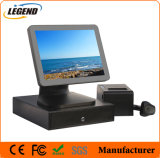"""10 Point Capacitive Touchscreen 15"""" All in One POS Machine"""