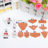 All Kinds of Directly Factory Leather Patch for Clothing in Guangzhou